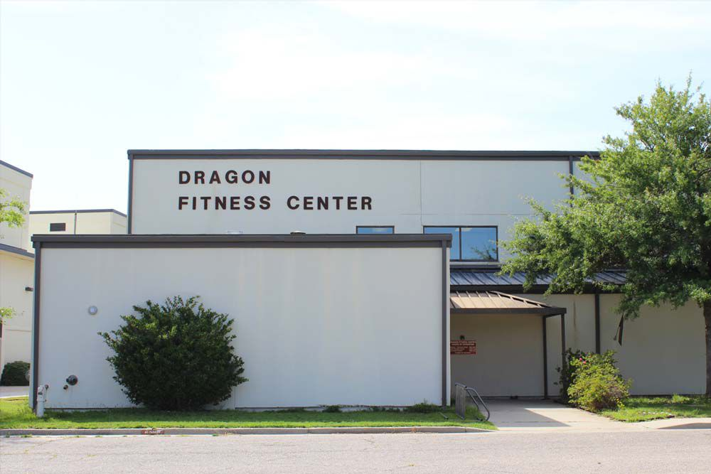 dragon fitness center